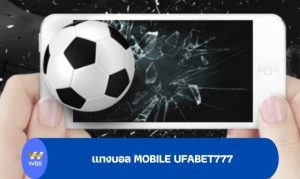 Read more about the article แทงบอล mobile ufabet777